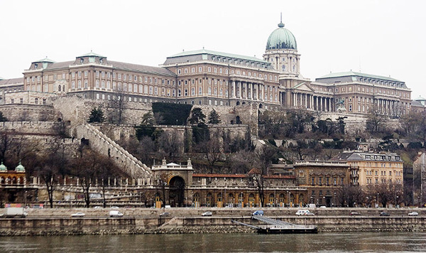 Castle Hill, Budapest